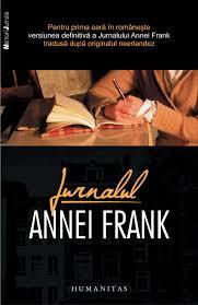 Jurnalul Annei Frank, Anna Frank
