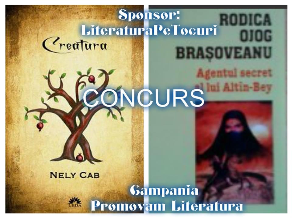 Concurs Bookcaffe si LPT
